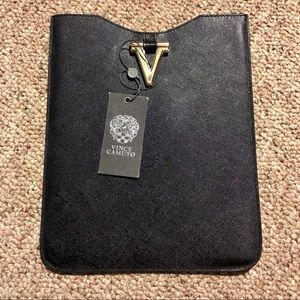 Vince Camuto Genuine Leather IPad Cover NWT